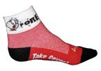 """Socks fore Women / We feature socks that are manufactured by the Sock guy. We have some custom designed and some ole favorites. Made with 75% Ultra-wicking Micro Denier Acrylic, 15% Nylon, and 10% Spandex for exceptional comfort and strength. ALL of our socks feature our """"Stretch-to-Fit"""" sizing system and our exclusive """"Easy-fit"""" cuff for a PERFECT FIT every time on any foot. SockGuy socks are THE Most Comfortable Socks you'll ever wear. All our socks fit shoe size 6-10."""