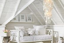 House Inspiration - Attic Spaces / by H.