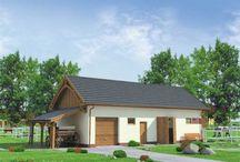 Projekty domów / ...stajni, altan, pomieszczeń gospodarczych itp.