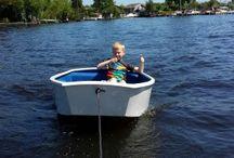 Mijn zeilboot