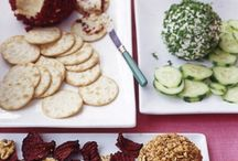 entrees and nibbles