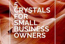 Crystals + Grids