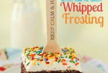 Sweet Tooth Saturday: Frosting
