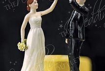 Topper wedding cake ❤️