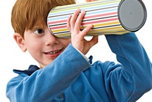 Kids craft ideas / by Alicia Brubacher