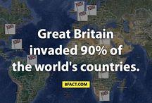 Amazing or fun facts