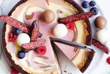 Recipes - cheesecakes