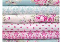 Sewing, Fabrics