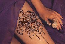 tatouage cuisse