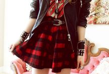 Fashion ❤️ / Alternative,Grunge,Scene,Punk,Rock,Goth