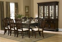 Formal dining room / by Karen Locke