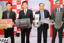 SanDisk Corporation unveils Extreme and Ultra products