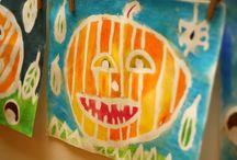 výtvarka-halloween