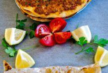 Turkish meals