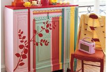 Eclectic furniture / by Candace Knoebel