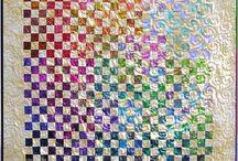 Colorwash quilts