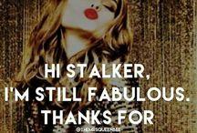 Stalker.. Creepy.. Just creep-y