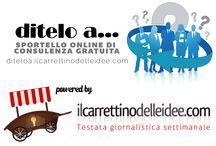 ilcarrettinodelleidee.com / Settimanale online  di comunicazione  sociale