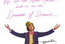 willy wonka inspiration