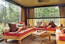 Home ideas/ inspiration / by Carmel Feldman
