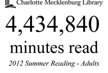 Library -- 2014 Adult Summer Reading / by Amy Discenza