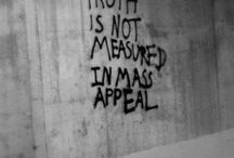 and truth shall set you free