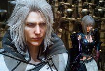Ravus Nox Fleuret / Final Fantasy XV