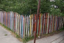 creative fencing :) / by Brenda Huston