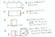 ハンドメイドの型紙 手芸