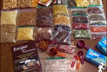 dehydrated meals backpacking