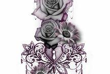 Tatuagem em renda