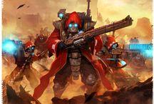 vanguard / Soldats de l'adeptus mechanicus