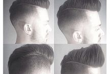 Mens hair cuts. / by Alexandra Schoon