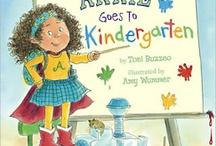 Kindergarten: Books / by Amy Brooks