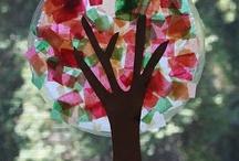 봄 벚꽃나무