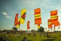FESTIVAL FLAGS- IDEAS FAIRS