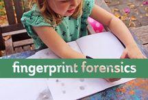 Fingerprints - Art and Formation Story