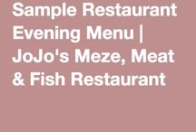 Places to Eat in Whitstable / Menus and information for places to eat in Whitstable.