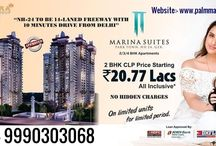 Palm Marina Suites Ghaziabad | 9990303068 / Palm infra group present its new project name Marina Suites at nh-24 ghaziabad. marina suites have all aminities and situated at best location.