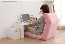 study table/ study corner