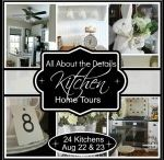 It's All About The Details Kitchen Tours / 24 bloggers open their homes for a detailed kitchen tour.