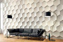 \ 3D Panels