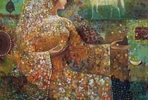 Gemälde / by Anita Eichhorn