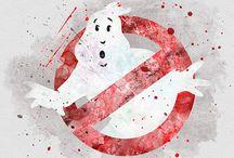 *Ghost Busters*Los Caza Fantasmas.