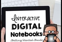 Interactive Notebooks / Need more interactive notebooks ideas to help you students be creative, independent thinkers, and writers? Here's a great place to check some out.