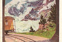 Publicidade Ferroviária
