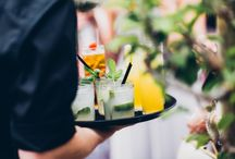 Food and Drink at Combermere Abbey / Real life exquisite food and drink!