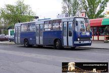 Budapest - Busse Ikarus 260 / Sie sehen hier eine Auswahl meiner Fotos, mehr davon finden Sie auf meiner Internetseite www.europa-fotografiert.de.