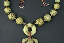 Necklace ideas polymer