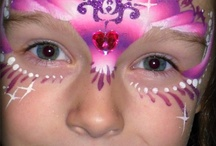 Starlets Facepainting Designs